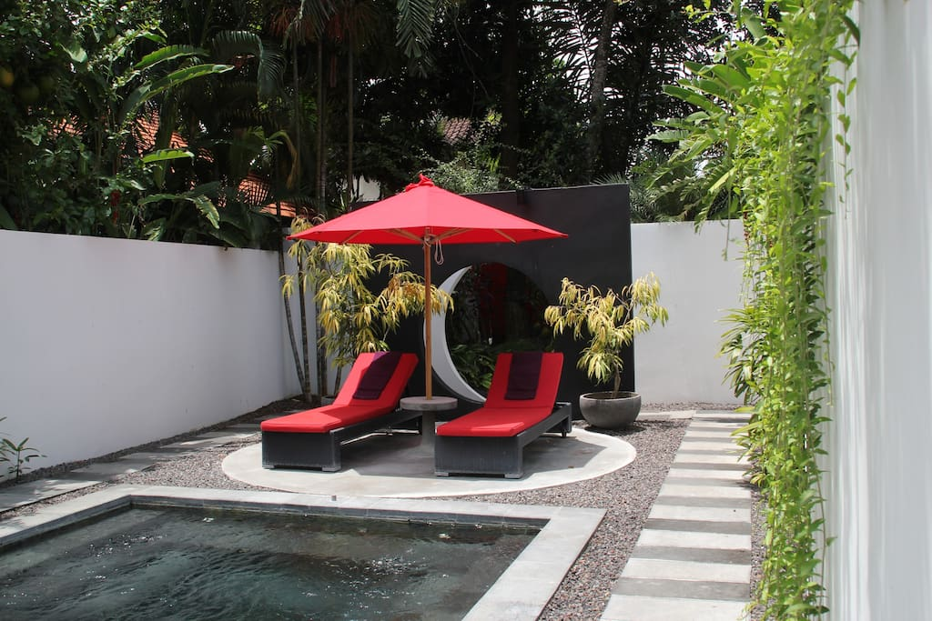 Great 1 Bed Room Villa Seminyak No2