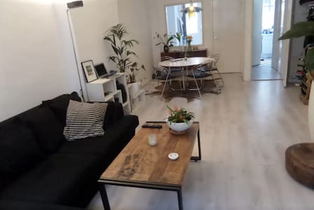 Spacious Cosy appartment & Garden. Great location! - Amsterdam - Apartment