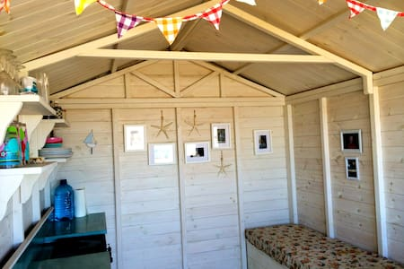 Seaside BEACH HUT at Frinton-on-Sea - Frinton-on-Sea - Hut