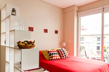 Comfortable Studio Flat in Palermo