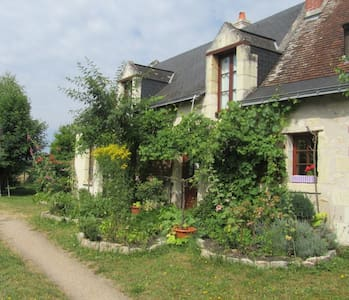 Bréhemont 37130 - Bréhémont - Rumah