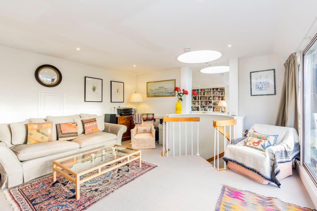 Beautiful Notting Hill House