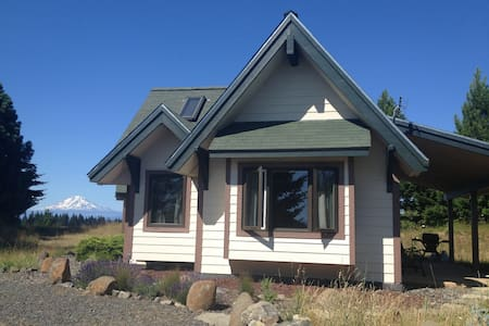 Burdoin Mountain Summit Cabin - White Salmon - Maison
