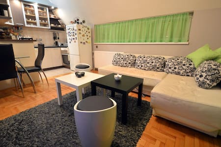 Modern apartment center of the city - Niš - Wohnung