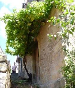 Maison aux colombages - Limeuil