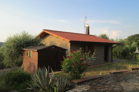 Casetta-Home in Tuscan country-side - House