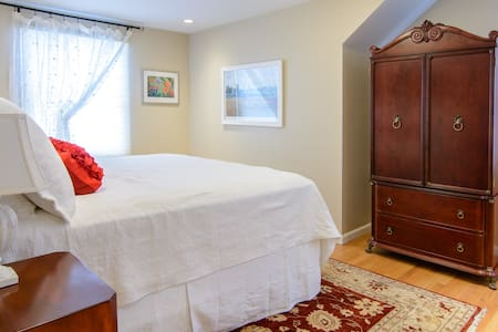 Poppy Room, SeldomSceneMeadowB&B - Bed & Breakfast