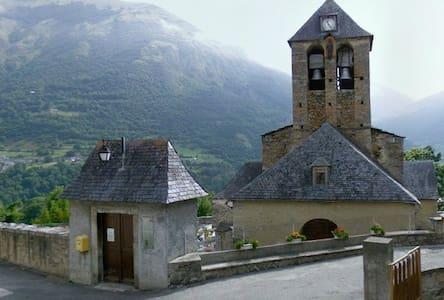 Gite au coeur des Hautes Pyrenées. - Sazos - Rumah