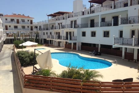 2 Double Bed Apartment W/Pool - Apartment