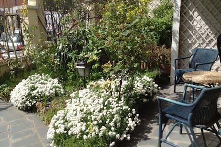 Unabhängiges Sudio mit Garten - Wohnung