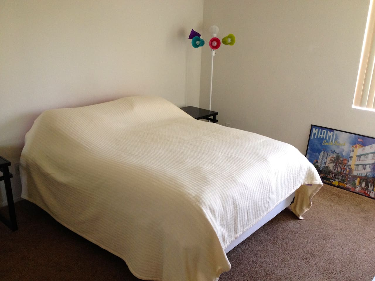brand new mattress,queen size bed perfect for 2