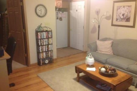 Super Bowl Apartment for Rent l!! - Greenfield - Appartement