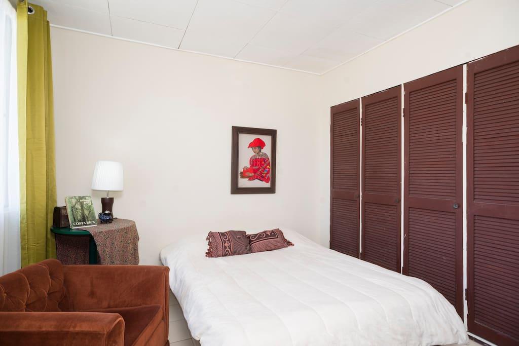 QUIET room with INDEPENDENT door SJ
