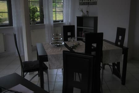 Haus Steffenberg - Steffenberg - Apartment