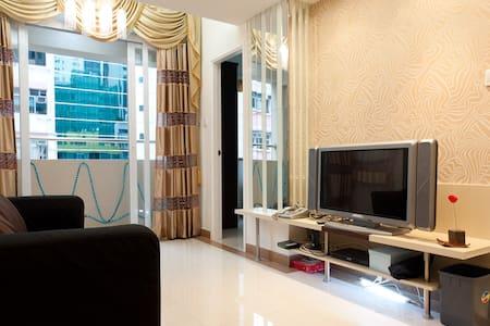 FANTASTIC (HK) in the heart of HK  - Wan Chai - Appartamento
