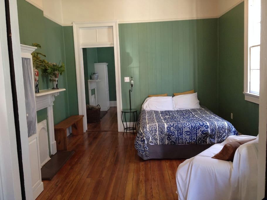 Historic Two Bedroom Bywater Home Houses For Rent In New Orleans