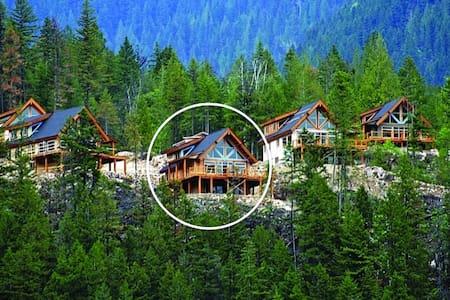 Slocan Vista Cabin/Chalet - Faház