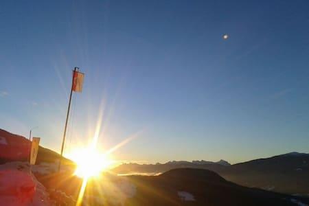 App.Lärchenwald-OBERHOF-Südtirol - Lejlighed