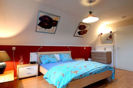Spacious room (free breakfast) - Apartament