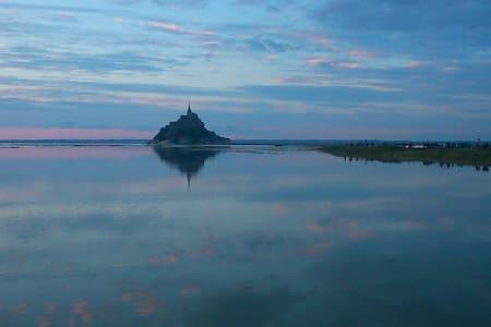 Maison Baie du Mont Saint Michel - Huis