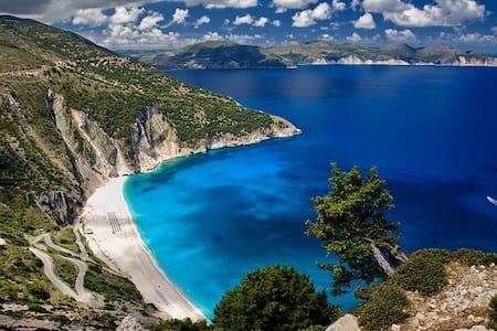 Comfortable two bedroom appartment - Argostoli - Аргостоли , остров  Кефалония , Греция  - Apartment