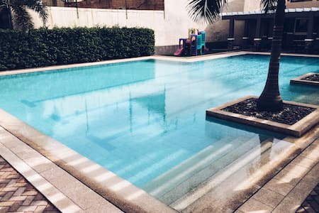 East Bel-Air Condo near Eastwood, QC, & Pasig - Condominium