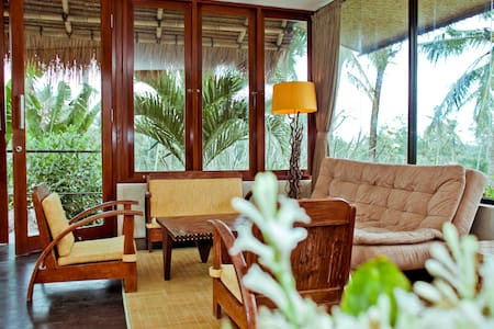 Treetop Loft with Stunning Views!!! - Ubud