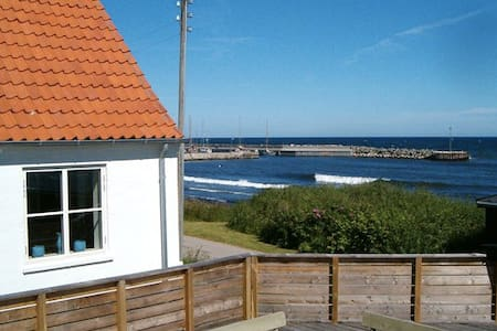 Cottage 10 meters from the beach