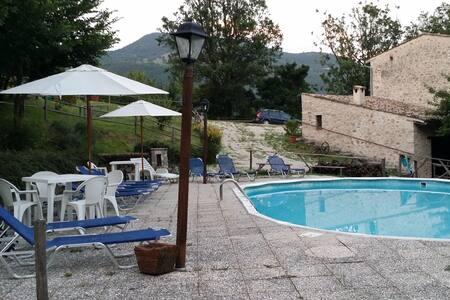 """""""Ornellino"""": camera matrimoniale indipendente - Bugianpiccolo - Apartment"""