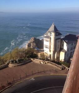 studio bord de mer cote des Basques - Biarritz - Apartment