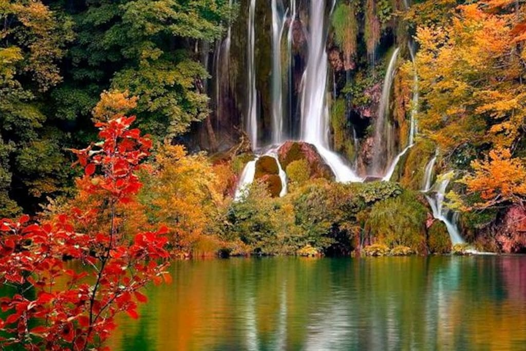 Plitvice in Late Summer/ early Autumn