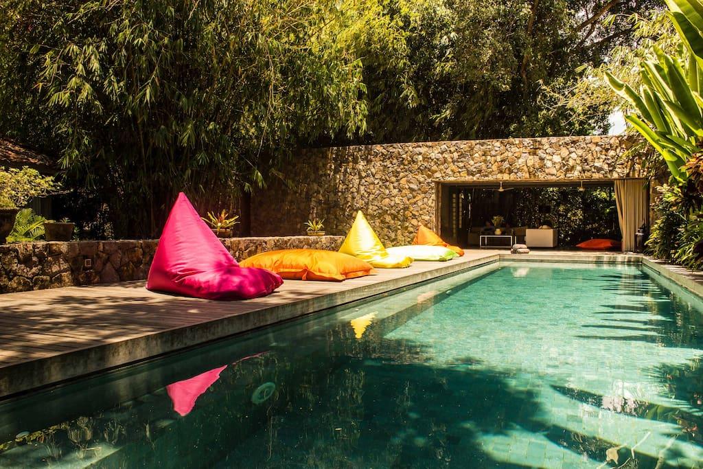 Summer activities in Bali