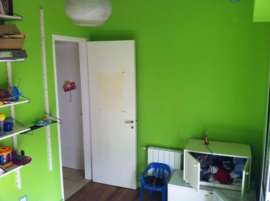 This is the room - small but confortable