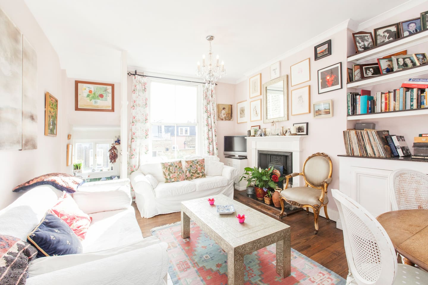 Beautiful Portobello apartment