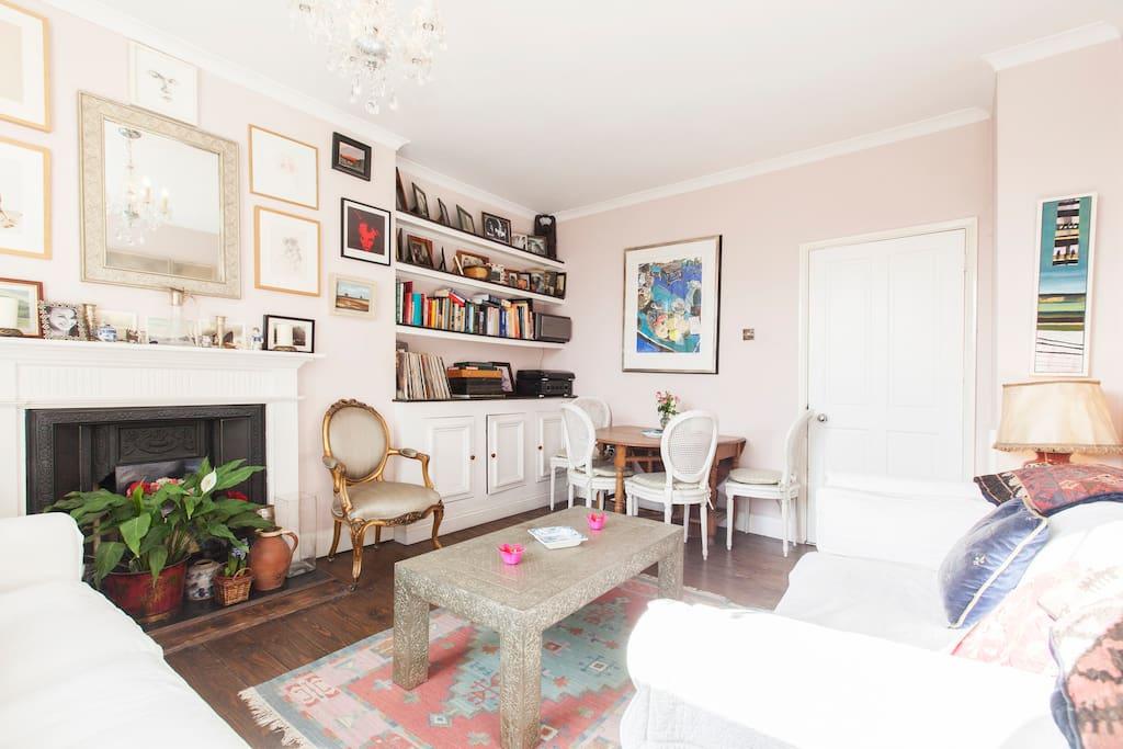 Beautiful Portobello apartment