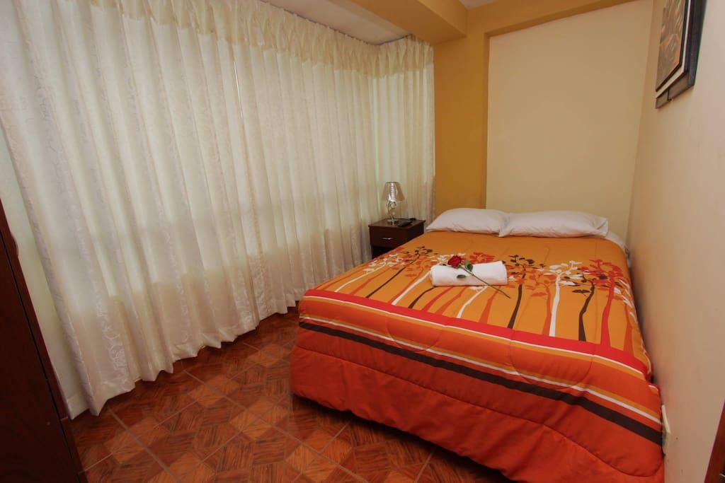 Huayna Capac Yupanqui Apartaments