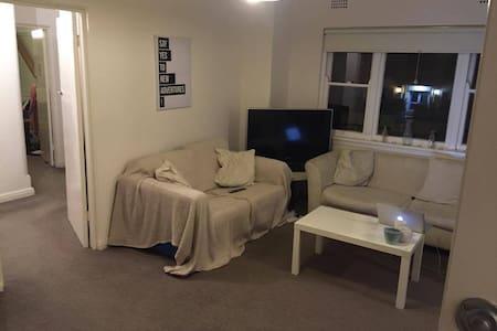 Spacious apartment in Bellevue Hill - Wohnung