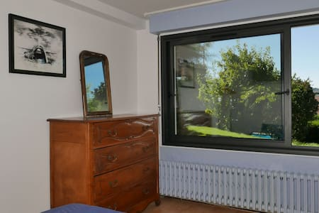 Room in a private villa near lake and Mont Veyrier - Annecy-le-Vieux - Casa