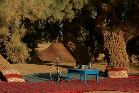 Sand Inn, our romantic desert camp - Mhamid - Zelt