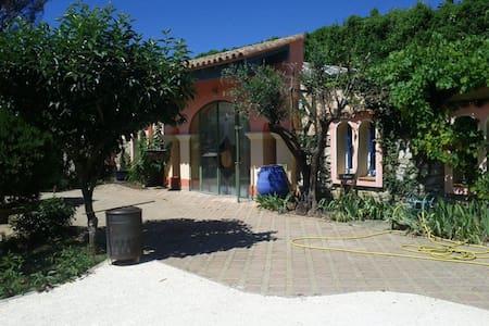 Villa Patio Piscine et Tennis - Dieulefit - House