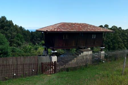 La Panera de Santa Olaya - Kabin