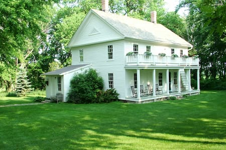 Thorstein Veblen Farm National Historic Landmark - Nerstrand - House