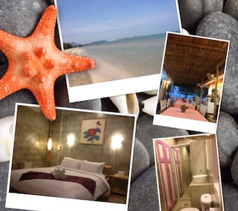 Namaste Resort, Sam Roi Yot Beach