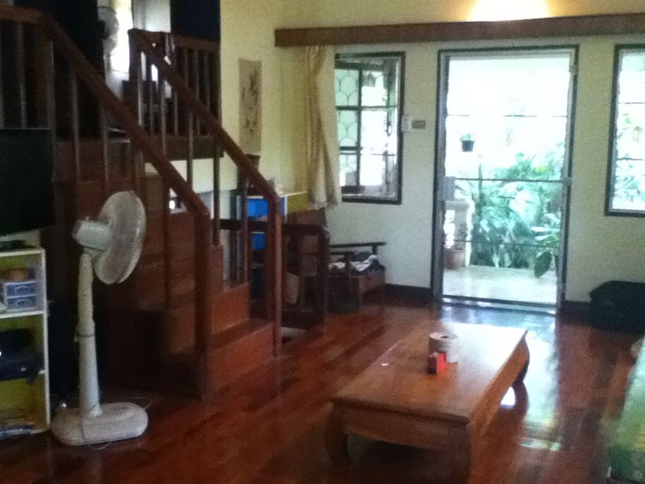 Cosy House near Patouxay/That Luang