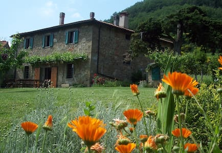 Charming farmhouse with great views - Londa - House