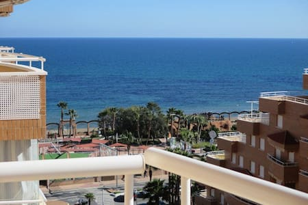 Beachfront apartment at Marina d'Or - Appartement
