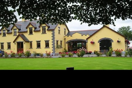 Templcecarrig Guest House-triple rm - Penzion (B&B)