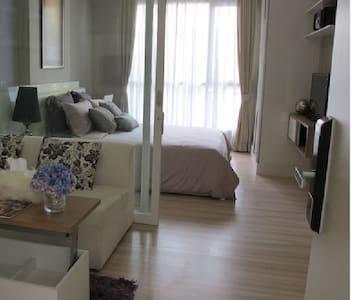 THE HOTEL SERVICED CONDO - Lägenhet
