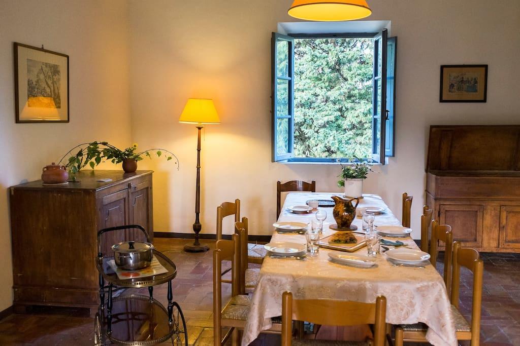 TuscanVilla,gorgeous farm,big shared pool10x20mt