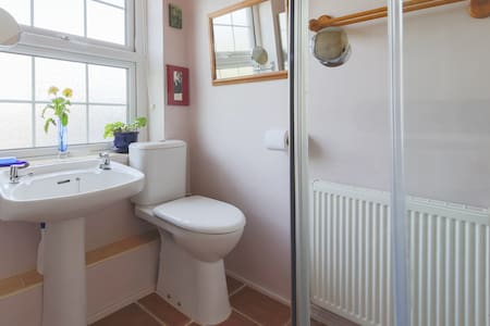 Welcoming double room, cosy cottage - House